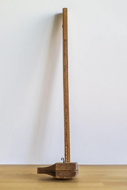 1900年ごろの靴屋の道具
