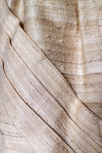 France Hanevaのシルクのパンツ