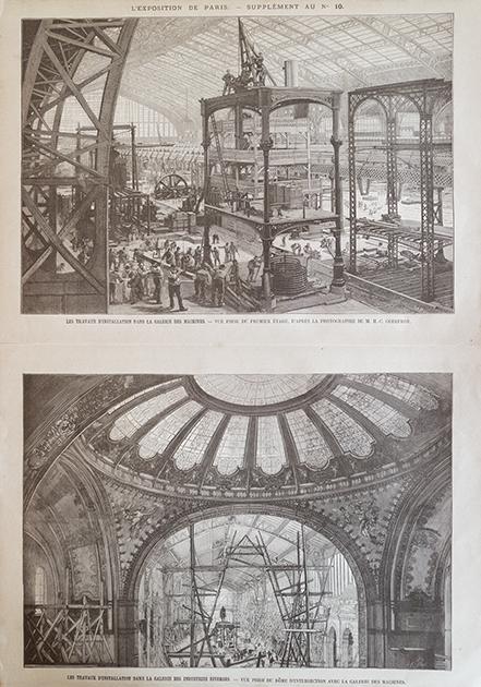 La galerie de Machines(1889)