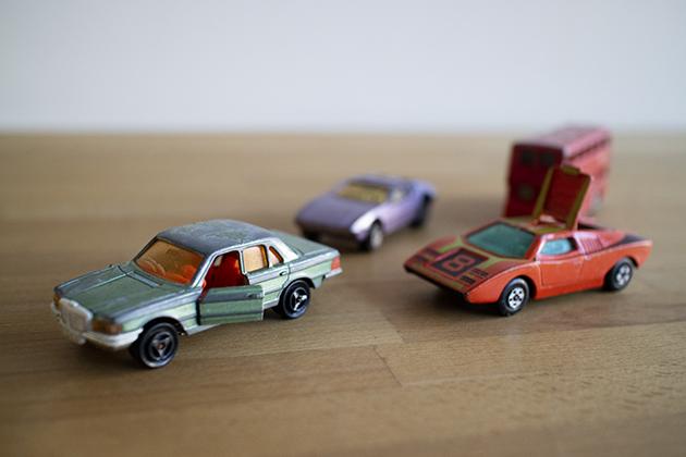1970年代のミニカー