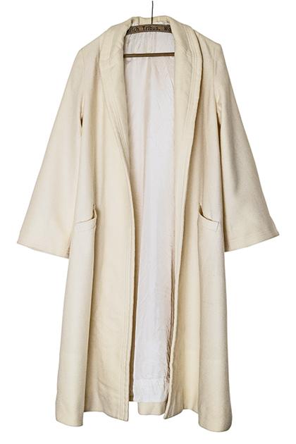 1950年代の女性用コート
