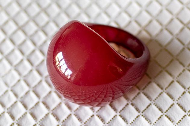 1940-50年代ベークライトのリング