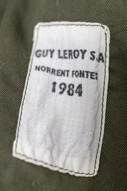 1984年フランス軍メカ技術者用ジャンプスーツ