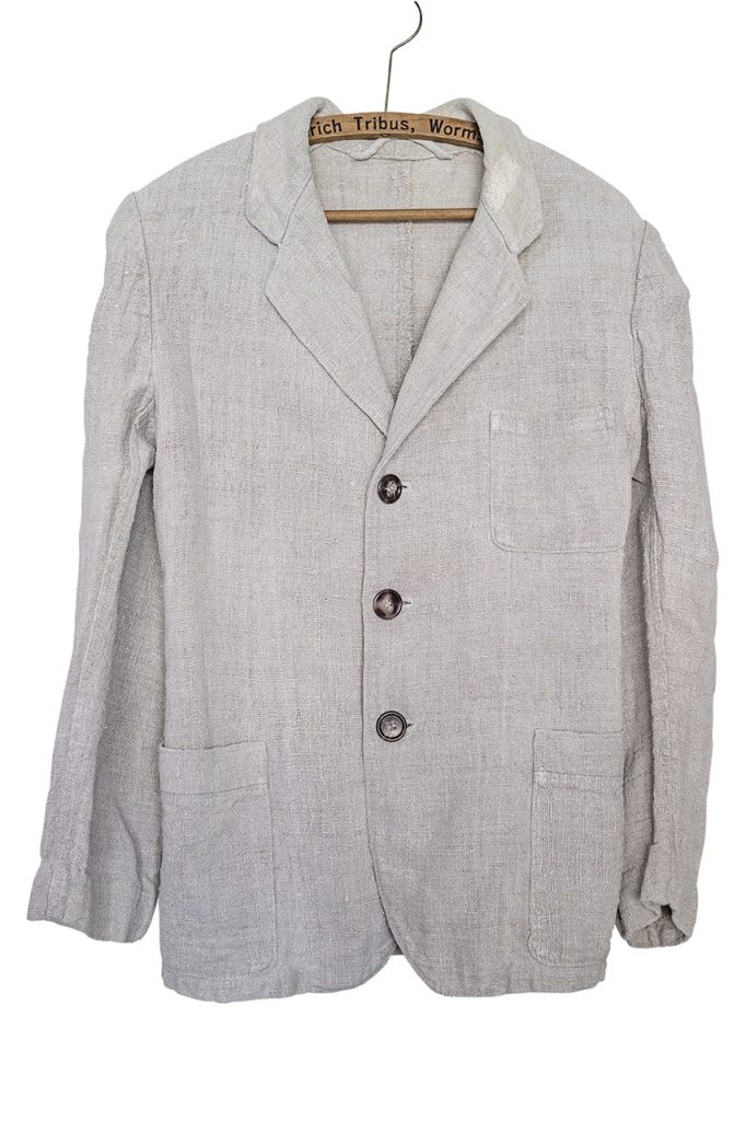 1930年代ヘンプ地ジャケット