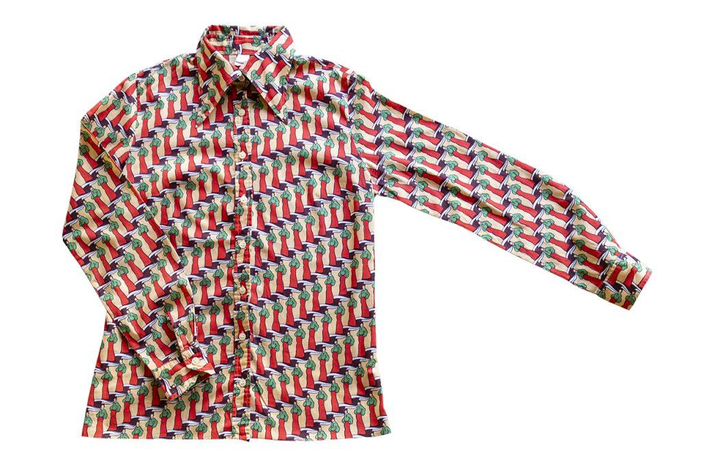 1970年代ドイツ製シャツ