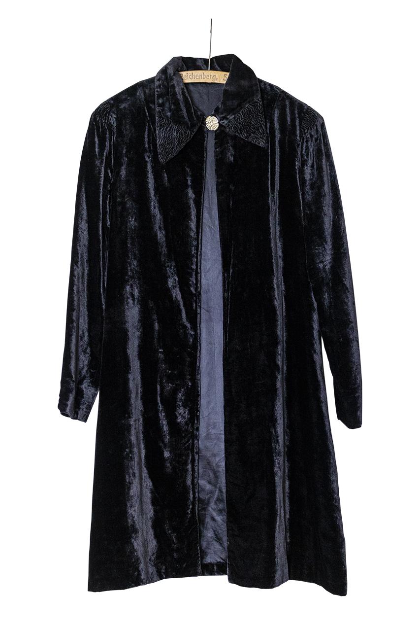 1910年頃のコート