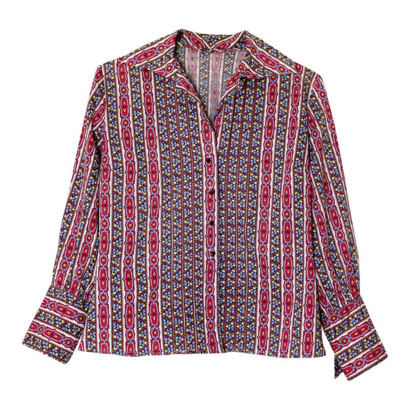 1950年代Dorothy Korbyシャツ