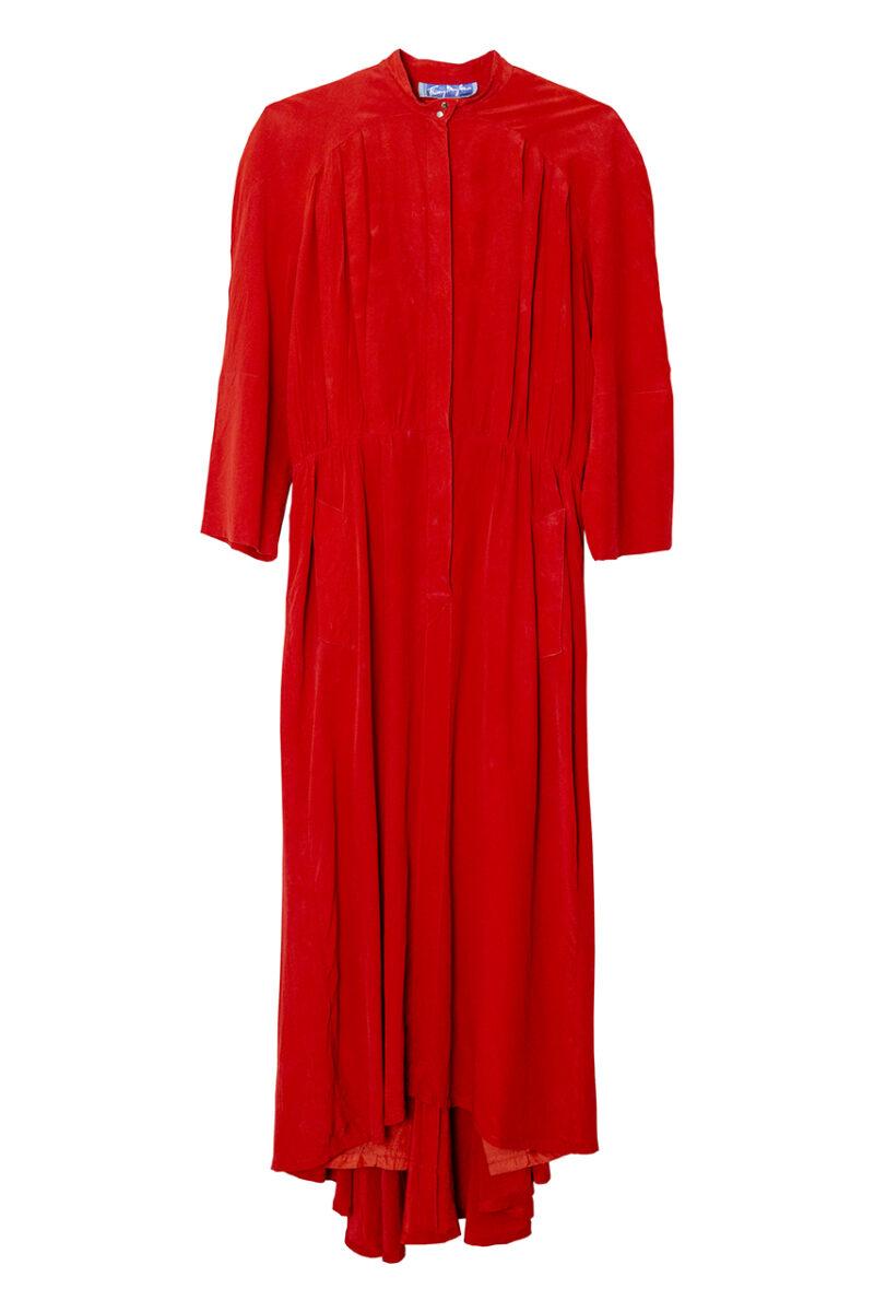 1980年代Thierry Muglerドレス