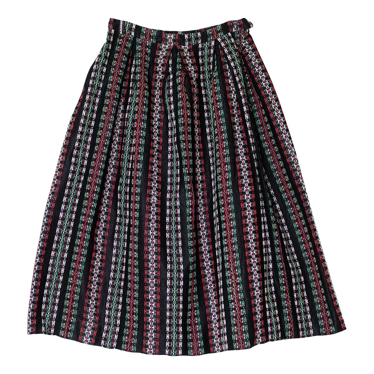 1950年代のスカート