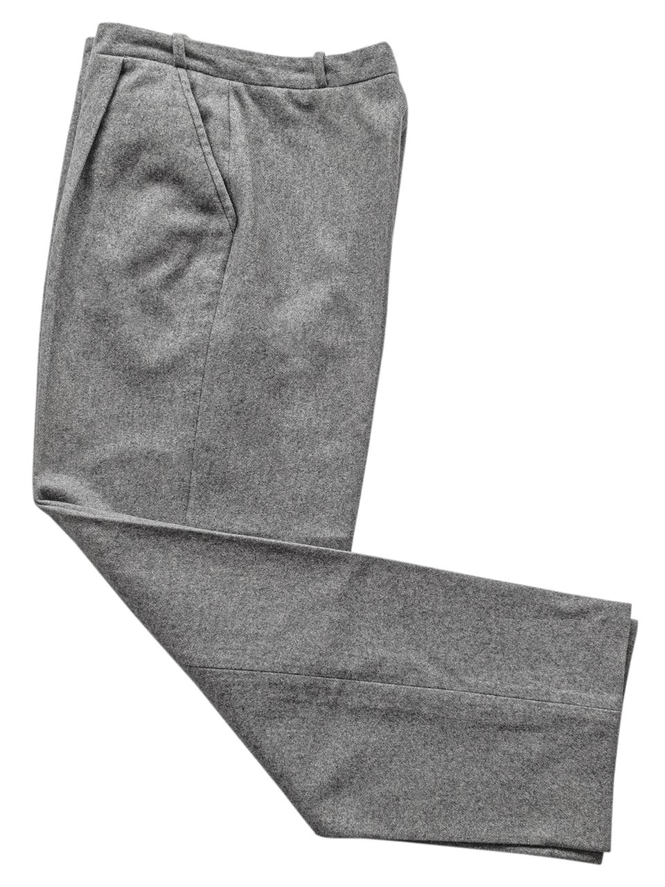 1980年代ウール地パンツ