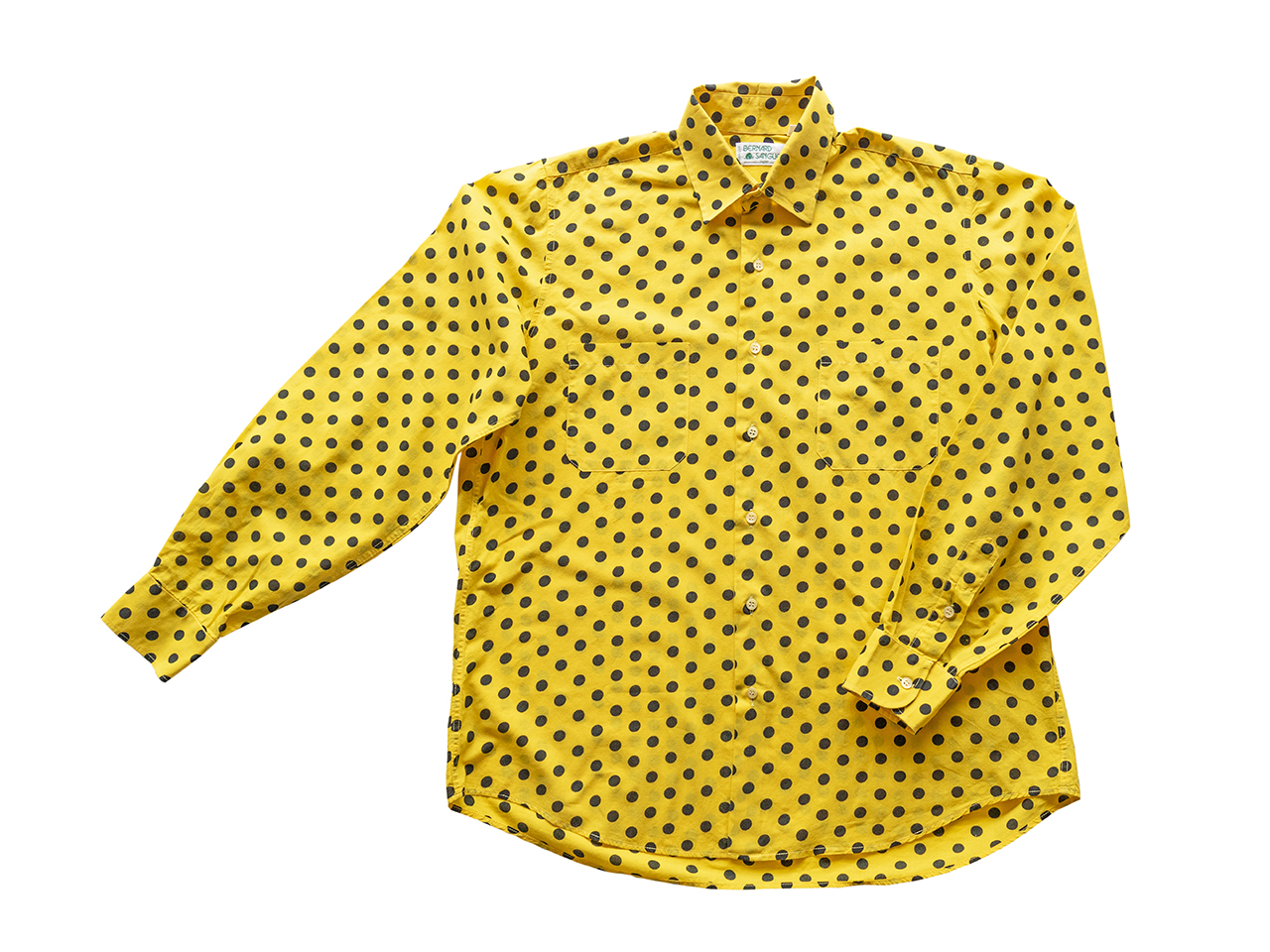 1980年代Bernard Sanglierシャツ