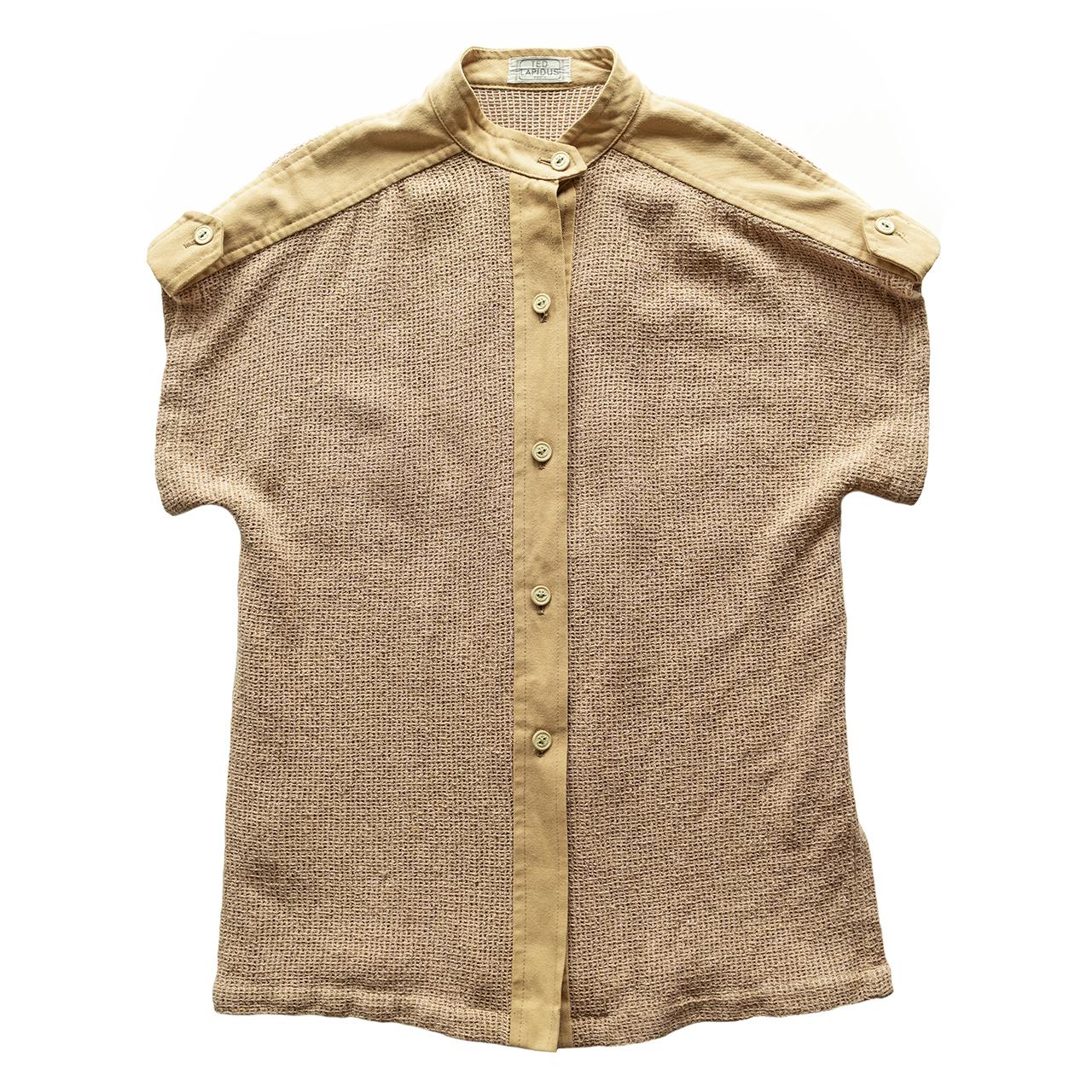1980s Ted Lapidusシャツ