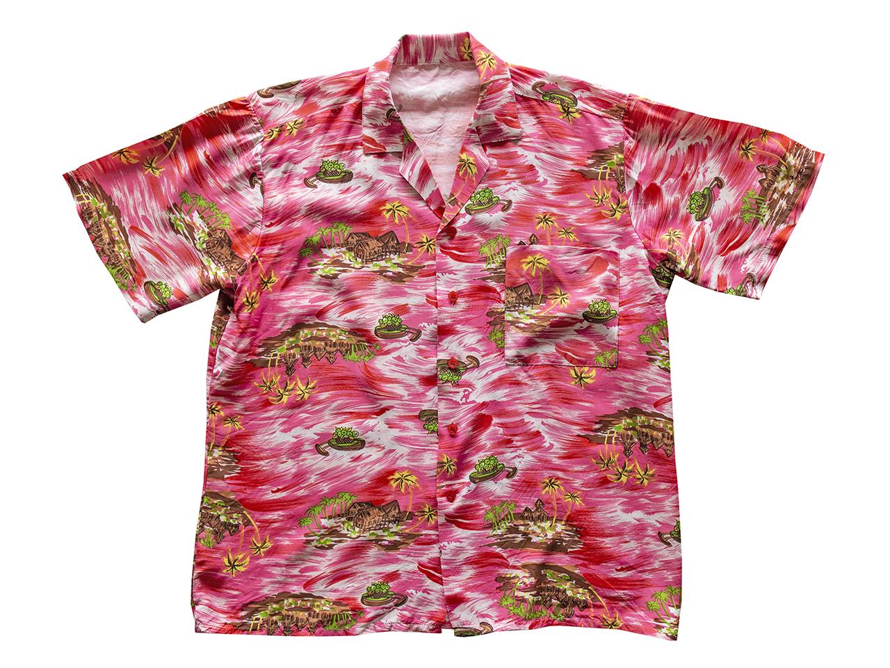 1980年代ハワイアンシャツ