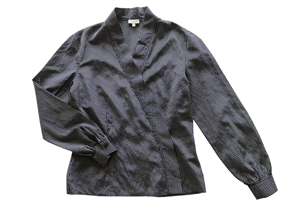 1990年代Louis Féraudシャツジャケット