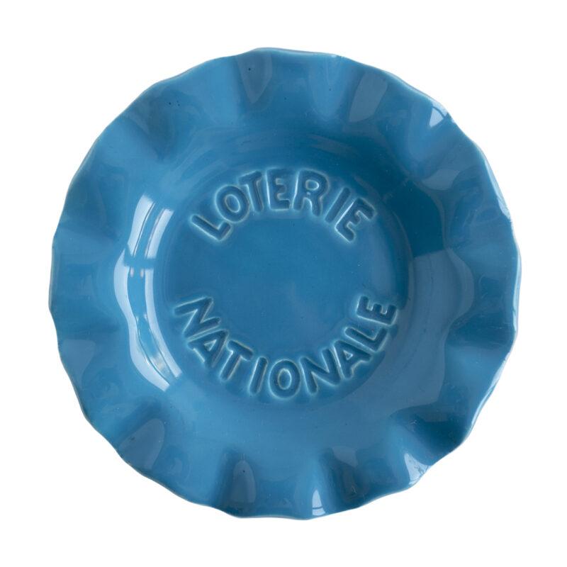 1950年代Loterie Nationale灰皿